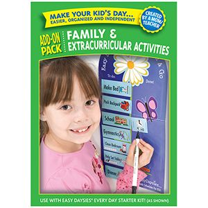 Family & Extracurricular Activities Add-On Kit