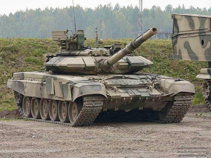 Russian T-90S Main Battle Tank,