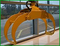 Wood Processing Attachments | AVANT Loader Attachments | South Africa