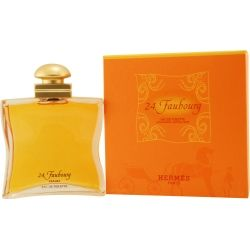 24 Faubourg Eau De Toilette Spray 3.4 oz by Hermes