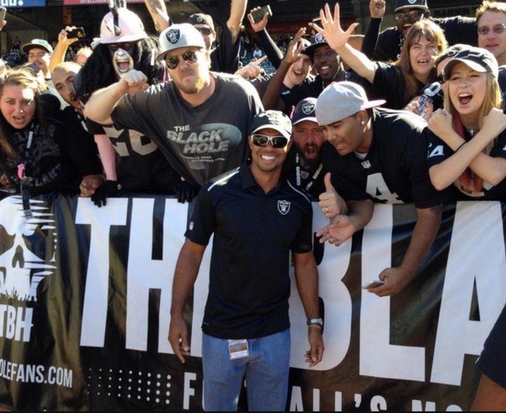 Larry King - Raiders Fan | Celebrity Raider Fans
