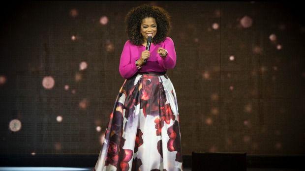 An Evening With Oprah @ Vector Arena (Julz)