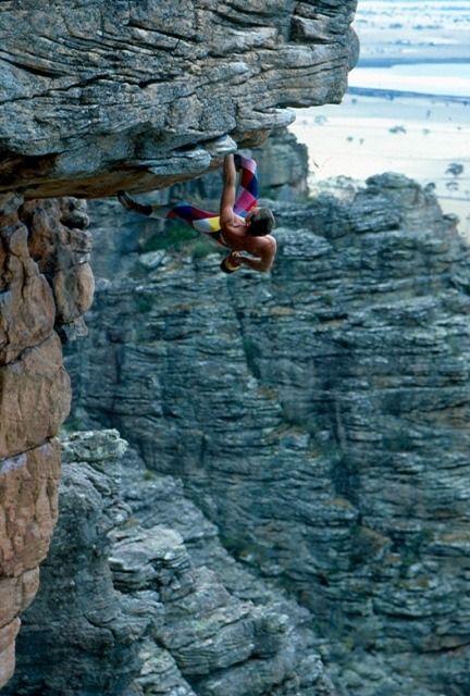 ♂ Adventure outdoor rock climbing stone mountain