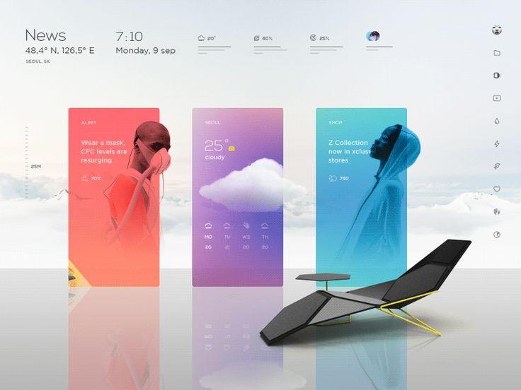 UI Interactions of the week #62 – Muzli -Design Inspiration