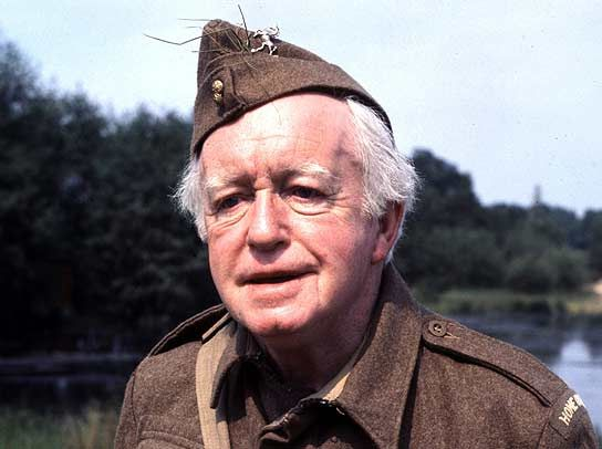 Arnold Ridley (January 7, 1896 - March 12, 1984) British stagewriter and actor (o.a. Dad's Army).