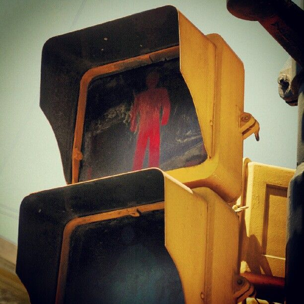 Stop!, Avenida Boedo, Ciudad de Buenos Aires.
