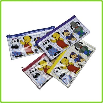 A great toy for kid's parties or to include in your luck dip - these pencil cases feature the popular children's television puppets Sooty & Sweep. Get a pack of 24 for only £10.69 from Charnwood Catalogue.