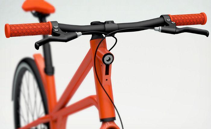 Cylo le vélo léger à l'épreuve de la ville