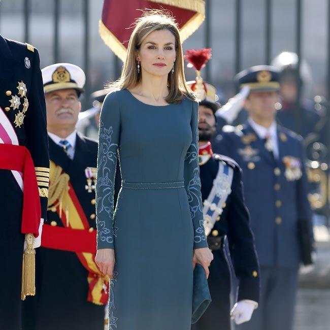 Los miembros de la realeza estrenan año con 'looks' ¡por todo lo alto!