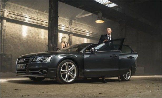 Cars - Le Transporteur Héritage : l'Audi S8 crèvera nos écrans le 9 septembre ! - http://lesvoitures.fr/le-transporteur-heritage-audi-s8/