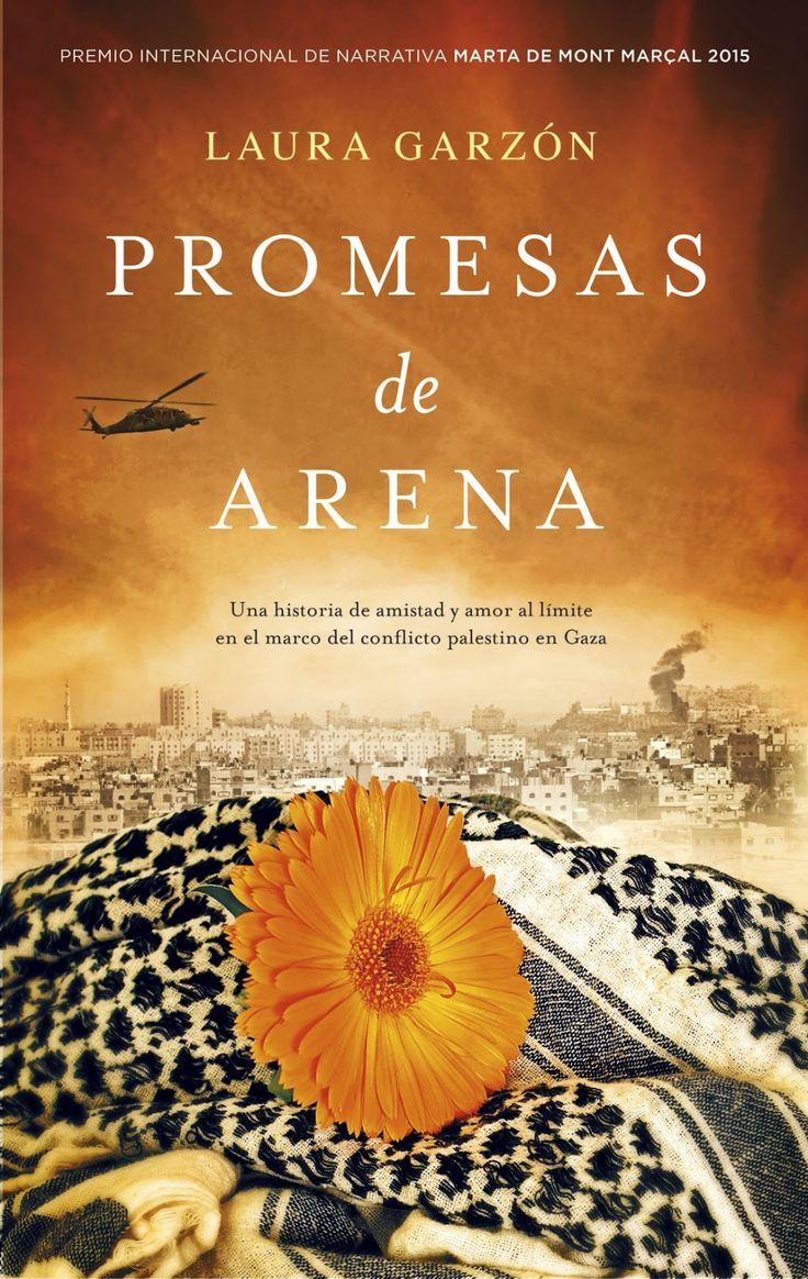 """""""Promesas de arena"""" de Laura Garzón : Libros que voy leyendo"""