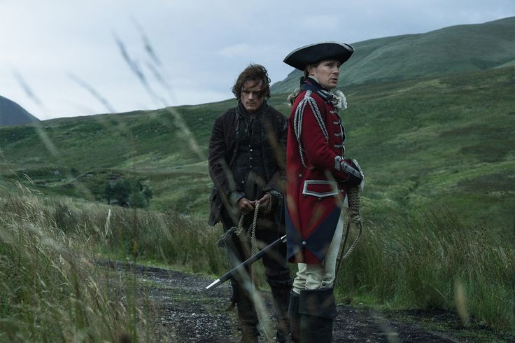 Outlander: Review – All Debts Paid, Ep. 303 – The Moment When… --   You've seen the episode. You know what happened. Let's talk about a moment - or two, maybe three - that really got to me, funny or emotional, good or bad,