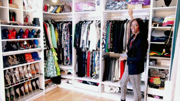 17 best images about fancy walk in closet inspiration on for Fancy walk in closet