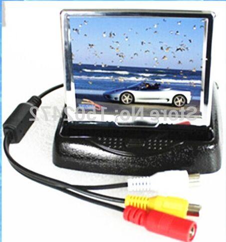 """37.98$  Buy here - https://alitems.com/g/1e8d114494b01f4c715516525dc3e8/?i=5&ulp=https%3A%2F%2Fwww.aliexpress.com%2Fitem%2FFashion-HD-3-5-Foldable-Car-Rear-View-Monitor-Reversing-Car-Monitor-For-Car-Rear-View%2F32262683579.html - """" 3.5 """""""" Foldable  Rear View Monitor Reversing CCTV  Monitor """" 37.98$"""