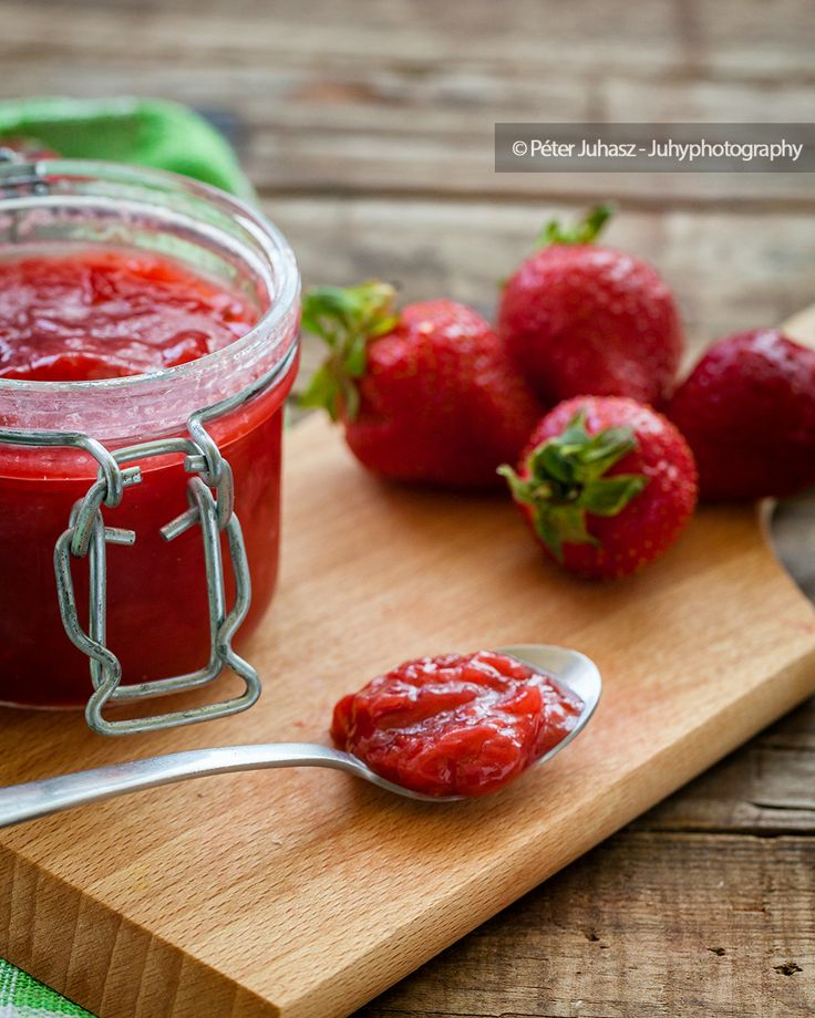 Ketogenic Strawberry jam