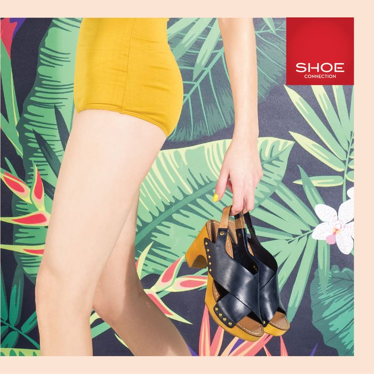Shoe  Connection Spring/Summer 14/15 Campaign. Sandals - Swimwear - Tropical. Shop: http://www.shoeconnection.co.nz/