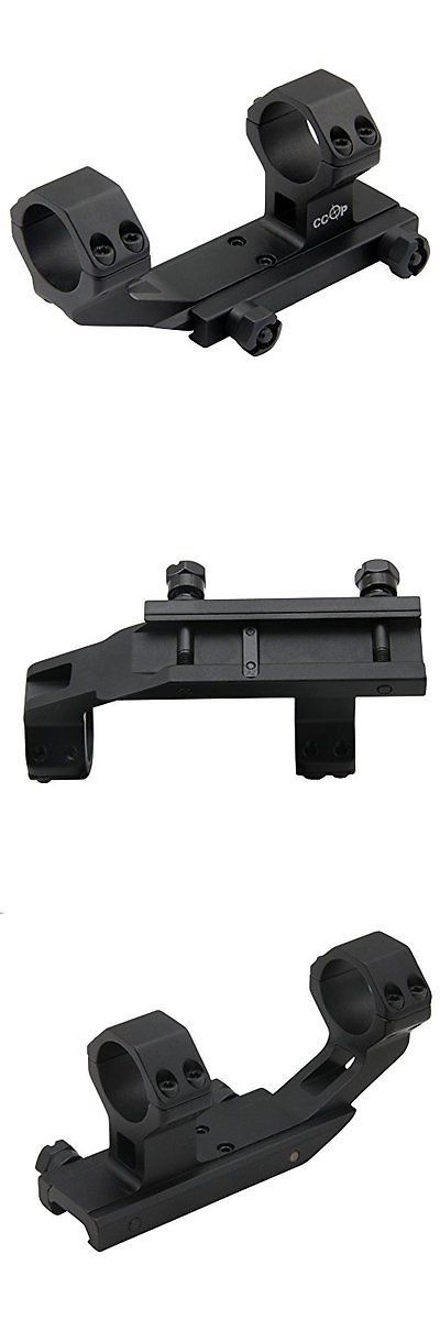 Scope Mounts and Accessories 52510: Ccop High Profile Ar-Armourtac Rifle Scope Mount Rings For Picatinny Rail, New -> BUY IT NOW ONLY: $38.14 on eBay!