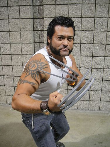 Wolverine Costume Marvel Cosplay Pinterest X Men  sc 1 st  Meningrey & Wolverine Cosplay Costume - Meningrey