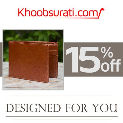 #WALLETS_FOR_MEN @KhoobSurati.com.com.com Get upto 15% off on Mens Wallets @KhoobSurati.com.com.com online store http://khoobsurati.com/men/wallets
