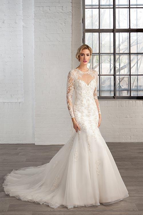 Balletts Bridal - 22599 - Wedding Gown by Demetrios - .