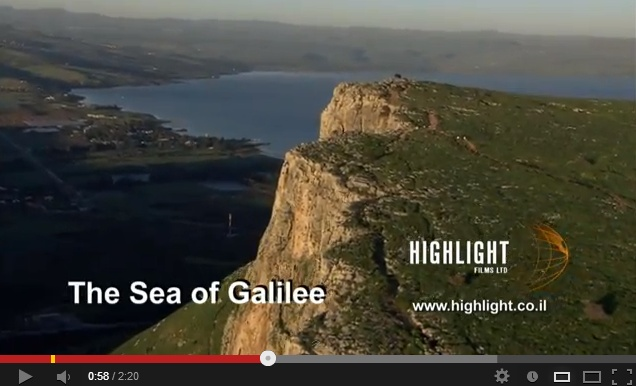 Israel From the Air! The title of this video speaks for itself. Absolutely breathtaking.