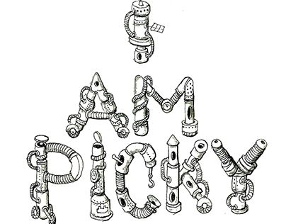 "Check out new work on my @Behance portfolio: ""junk letters"" http://on.be.net/1NW079c"
