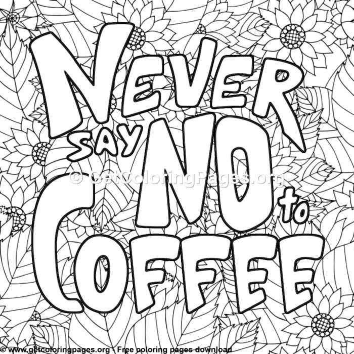 Free Coloring Pages For Adults No Download Trend