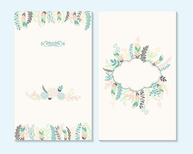 فريم ولد زهري تصميم الخلفية Flower Wedding Invitation Wedding Greeting Cards Green Wedding Flowers