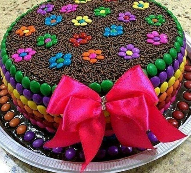 как оформить торт в домашних условиях фото него неаккуратными выглядят