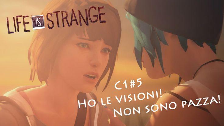 """confessare i propri segresti e farsi dare dei pazzi? Si può fare ... solo su """"Life is Strange""""!!!"""