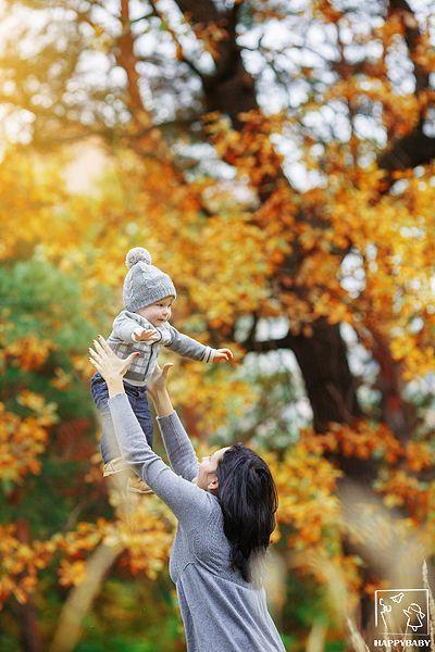 Семейная фотосессия в Киеве, семейная фотография, фотосессия всей семьей, семейный альбом - дома ив студии / Детская фотостудия #HappyBaby #autumn #family #kids #baby #children