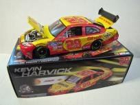Kevin Harvick 1/24th Scale #29 Shell 2008 Impala SS Die Cast