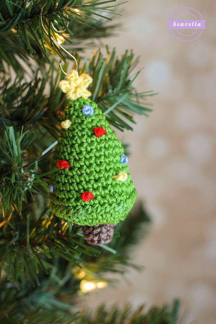 281 best Christmas Ornaments KnitCrochet images on Pinterest