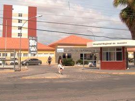 NONATO NOTÍCIAS: Médicos do Hospital Regional de Juazeiro, na Bahia...