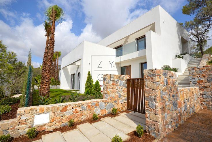 modern villa at las colinas golf with 3 bedrooms, san miguel de salinas. Las Colinas Golf & Country Club. Discover Las Colinas, close the the sea.