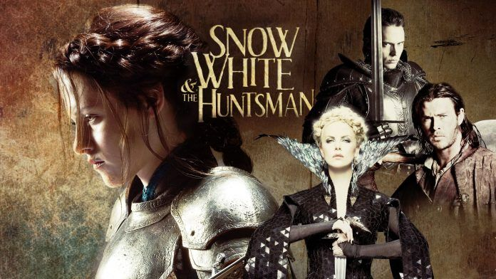 Charlize Theron Snow White Huntsman Movie Wallpaper - HD Wallpapers - Free Wallpapers - Desktop Backgrounds