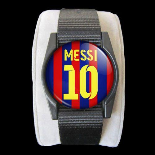 LIONEL MESSI NUMBER 10 JERSEY FC BARCELONA 2013/14 WRISTBAND/BRACELET