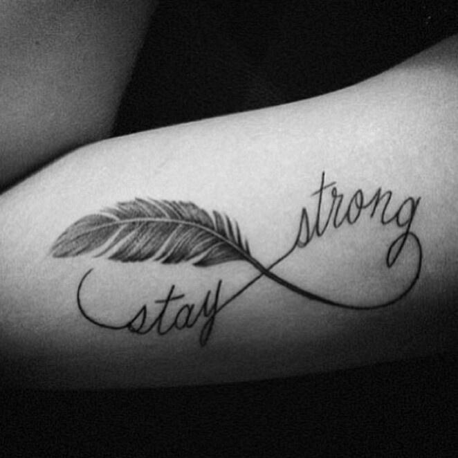 Les 107 meilleures images du tableau tatoo sur pinterest id es de tatouages designs de - Stay strong tatouage ...