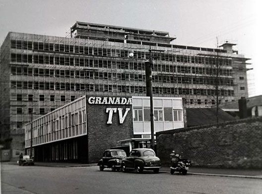 Manchester's TV history in pictures