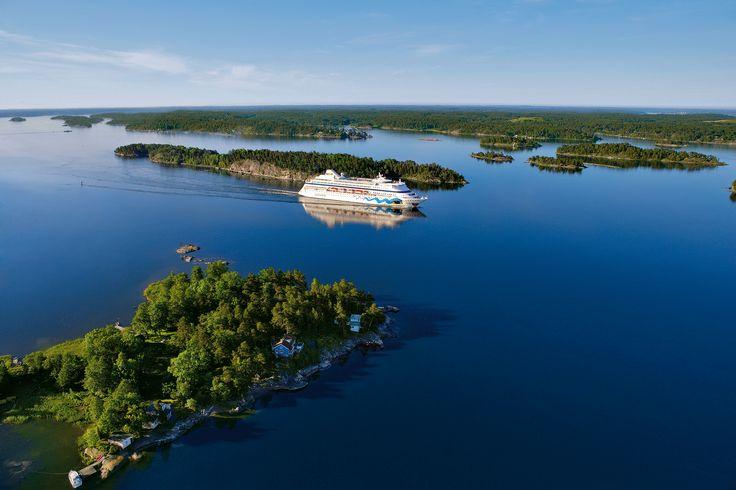 Kurzreise AIDA: 4 Tage Kreuzfahrt Skandinavien schon für 149€ p.P. inkl. Vollpension an Bord