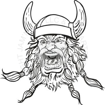 35 best Viking Head Tattoo Drawings images on Pinterest