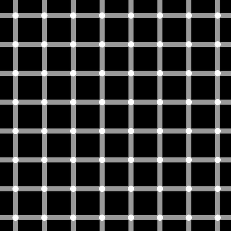 Best Illusions Images On Pinterest Illusions Optical - Fascinating optical illusion disguises 12 black dots right in front of you