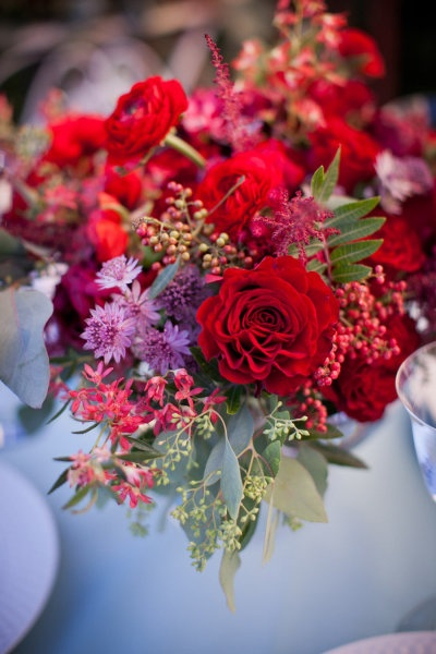 629 best Red Flower Arrangements & Bouquets images on