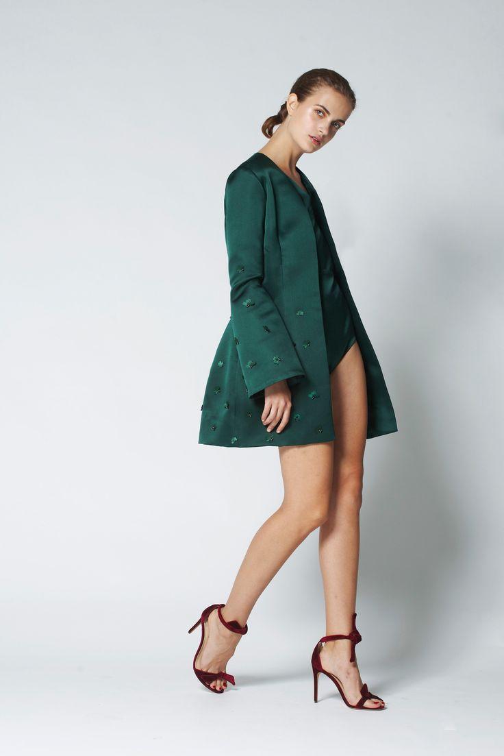 niles on sale NYFW September 2015  Katie Ermilio Spring 2016 Ready to Wear Fashion Show