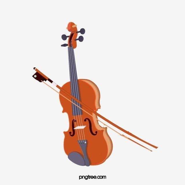 Violin Bow Clipart - Line Art - Free Transparent PNG Clipart Images Download