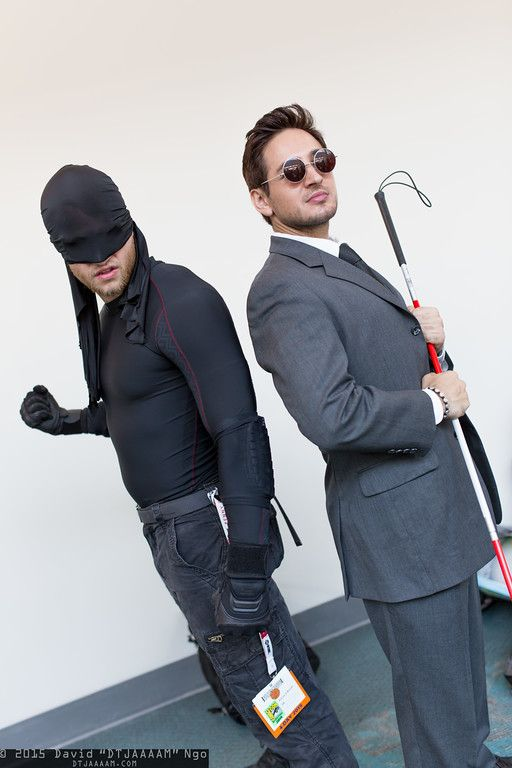 Daredevil and Matt Murdock