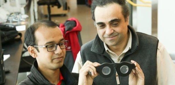 Óculos de lentes líquidas se adaptam a quase qualquer problema de visão - Notícias - Tecnologia