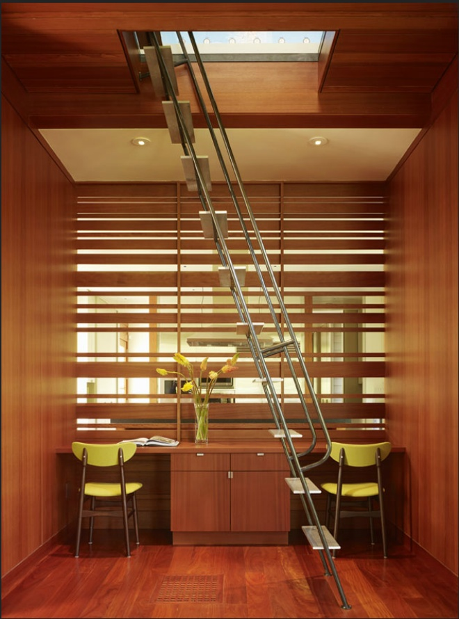 Minimumloft Essbereich : Best images about ladder ideas fo cupalo on