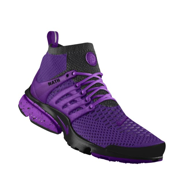 Nike Air Presto Ultra Flyknit iD Men's Shoe