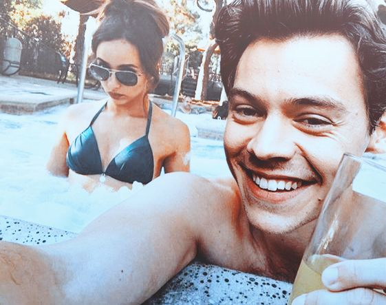 i bloody love this! one of my favourites edits of them | harry styles | jade thirlwall | jarry stirlwall
